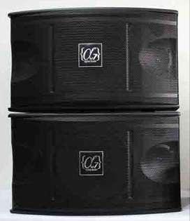 speaker karaoke 12''  1,7jt