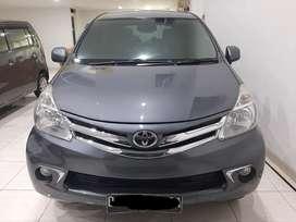 Toyota Avansa 1.3 G M/T Thn 2012