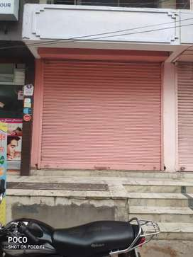 2manjila double shops for sale on prime location of vaishali nursry cr