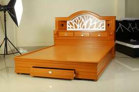 New designs wooden cots available