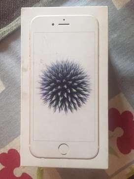 Good Condition Iphone 6 32 Gb Gold Colur for Sale