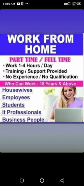 Digital online business part time&full time work from home opportunity
