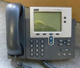 Cisco Unified IP Phone 7940 cisco 7960 available with sip enabled.
