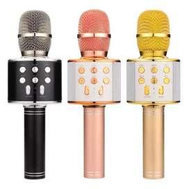 Mic Karaoke Bluetooth