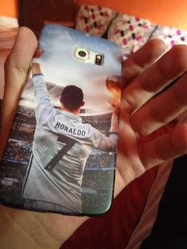This is good condition Samsung galaxy s6 edge with mi or problem