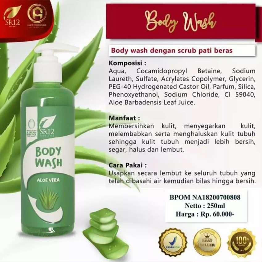Body wash wangi nya rilek, lembut 0