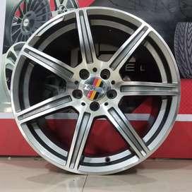 Velg mobil import Surabaya r18 xpander Innova Rush Terios brv hrv crv