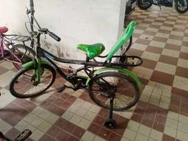 Cycle in good running condition