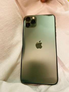 iphone 11 pro max 256 mint condition