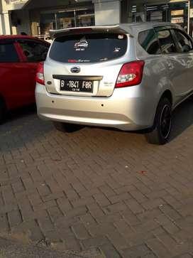 Datsun Go+3 baris tgn 1 dr br th 2014