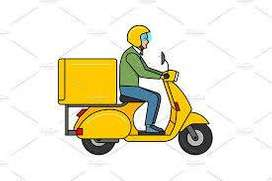 WANTED COURIER DELIVERY BOYS @ NAGAVARA@ BENGALORE.