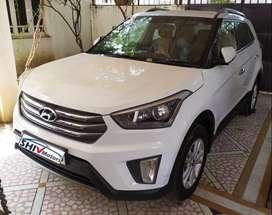 Hyundai Creta 1.6 SX Plus Auto, 2015, Diesel