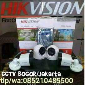 FROMO CCTV FREE INSTALASI PEMASANGAN 2mp/5mp FULLSET JASA GRATIS