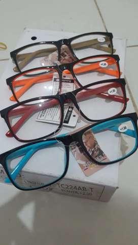 Kacamata baca (+)plus