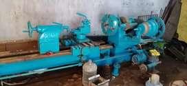 Lath machine boost system