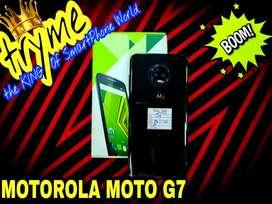 "TRYME 4GB Ram 64Gb MOTOROLA G7 Fresh Condition""s So Dont Miss It"