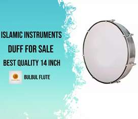 Islamic instruments Duff For Sale/ Daf Musical Instrument/ Naat Def
