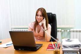 Female Office Assistant Urgently Required in Baroda For Visa Office