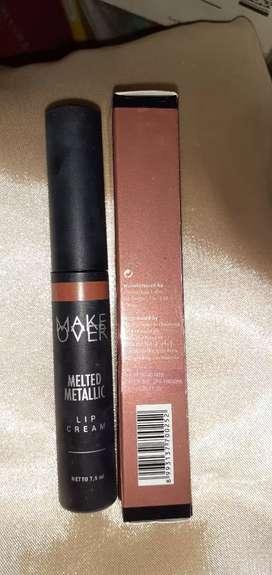 lipstick makeover metalik