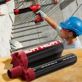 HILTI RE-500V3 / RE-100 / HY-200R