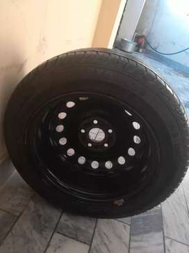 New Used tyre for sale in Sialkot cantt