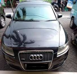 audi A6 S LINE 2.0 turbo sunroof at 2008
