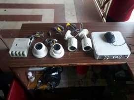 Hikvision camera's (CCTV)