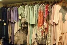 Sale of boutique