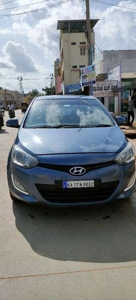 Hyundai i20 diesel sports