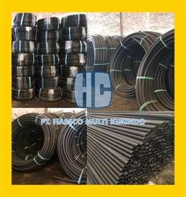 Supplier pipa HDPE SNI, fittings HDPE, pipa air bersih & air minum
