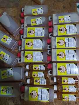 Madu asli herbal multifora 1 liter