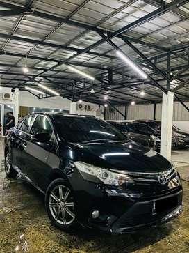 Toyota AllNew Vios 1.5 Gen3 Hitam Matic Garansi1Th,Tgn1,Tv,SiapPakai