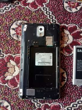 Koren Samsung note 3, 32 gb  sirf Board
