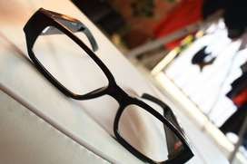 Kamera Pengintai Kacamata Sport Hitam Sunglasses