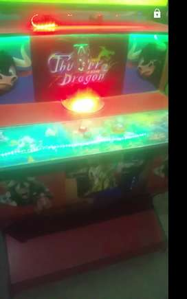 Video game with free 40 inches LCD