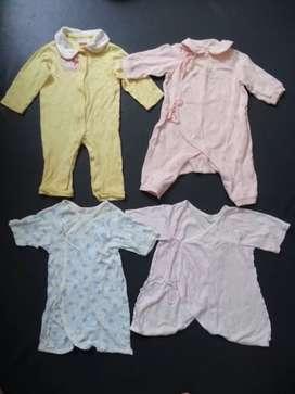 Pakaian/Baju Anak 6-12bl(import)