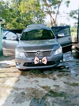 Toyota Innova 2012 AT utk yg cari Kenyamanan khas Innova, Joss...