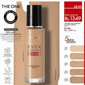 The one Everlasting sync foundation SpF 30