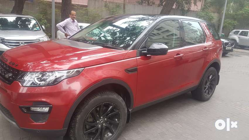 Land Rover Discovery, 2017, Diesel 0