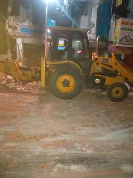 Jcb and tipper for lease monthly basis
