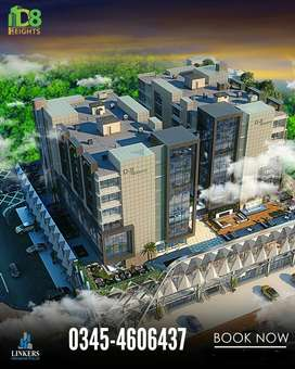 Luxury Apartments on Easy Installments (Pre-Launching Rates)