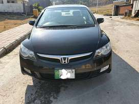Honda civic 2010 .Ivtec oriel. Highly maintained car.
