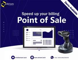 Poitn Of Sale in just Rs 25,000 Demo Available