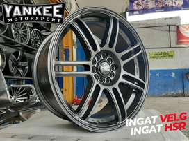 Velg Mobil Ring 18 Toyota Altis New, DFSK Glory, Terios, dll HSR BOON