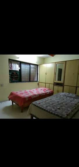 Furnished room for males with cooler,mineral water,home meals,laundry