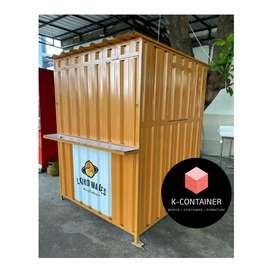 PROMO!!BOOTH CUSTOM,BOOTH CONTAINER,BOOTH KEDAI,BOOTH CAFE