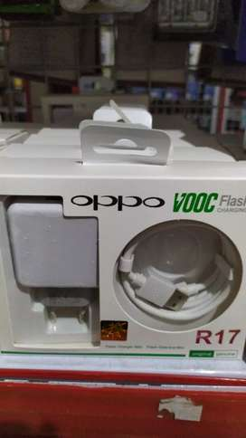 Charger oppo r17