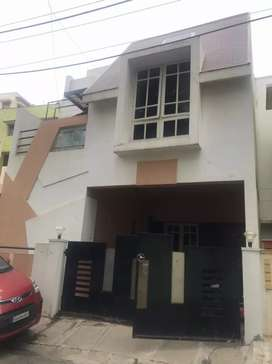 Independent house for lease