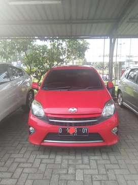 Toyota Agya tipe G AT 2015 ASLI MURAH!!!