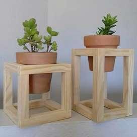 Stand pot bunga